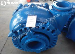 China Tobee® 8x6 Sand Gravel Pump and gravel pump dredging price -www.slurrypumpsupply.com on sale