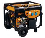 EPA CE Certificate Portable Gasoline Generator Electric Start High Power