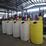 OEM Auto Chemical Dosing System , Chlorine Dosing System In Water Treatment Plant