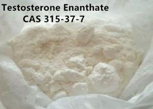 China High Effective Testosterone Anabolic Steroid 315 37 7 White Crystalline Powders on sale