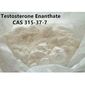 China High Effective Testosterone Anabolic Steroid 315 37 7 White Crystalline Powders Testosterone enanthate on sale