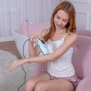 China 5 Levels Mini Hair Removal Machine , DEESS Laser Waxing Machine For Face on sale