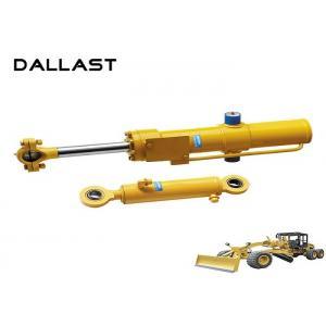 China High Pressure Telescopic Cylinder Excavator Boom Arm Bucket Hydraulic Cylinder supplier