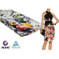 China Custom Digital Fabric Printing Printed on Cotton Material Fabric Textiles on sale