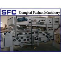 Sludge Belt Filter Press Dewatering System For Treating Palm Oil Wastewater
