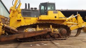 Crawler Used Bulldozer Komatsu D475A-5 899HP Engine Power 12