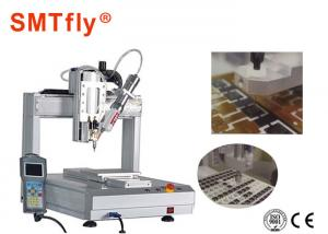 China Teaching Box Control Method SMT Glue Dispenser Machine For PCB Ic Chips SMTfly-AB on sale
