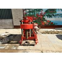 Efficient Core Drilling Deep Well Drilling Machine For Geotechnical Information Collection