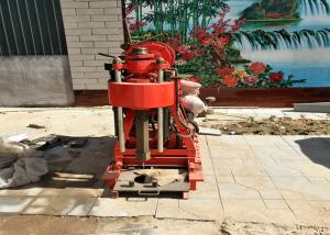 China Efficient Core Drilling Deep Well Drilling Machine For Geotechnical Information Collection on sale