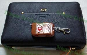 Quality Bag Camera DVR/hidden camera Remote Control 4GB inside for sale