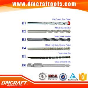 China High carbon steel DIN8039 masonry drill bit on sale