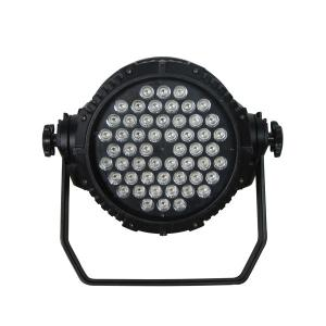 China Cool White Led Par Cans Stage Lights 162 Watt With DMX - 512 Control Mode on sale