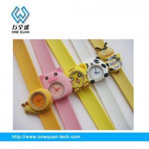 China Beautiful Design Slap Watch for Kids on sale