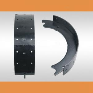 China heavy duty truck brake shoe professional supplier competitive price and high quality on sale