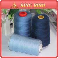 Spun 50S / 2 Polyester Sewing Machine Thread Soft Colors for Embroidery