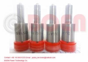 China Common Rail Injector Nozzles Injector Spay Nozzle DLLA150S186 0433271045 on sale