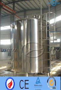 China Safety Chemical Equipment Stainless Steel Water Tank Storage Easy Operation on sale