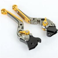 Aluminum Extendable Motorcycle Brake Parts For Sportbike Streetbike