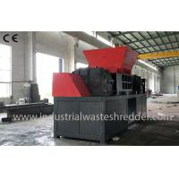 China Industrial Scrap Wood Shredder Machine High Torque Electromechanical Drive on sale