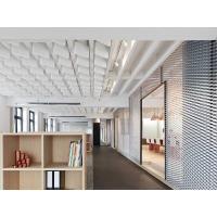 Beautiful  Custom Ceilings ,  Library Aluminum Ceiling Panel  PE Powdercoated