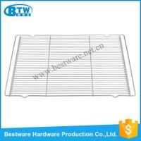 China Rectangle Stainless Steel Wire Oven Rack on sale