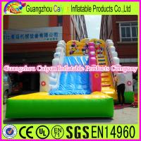 Mickey Mouse Water Inflatable Slide