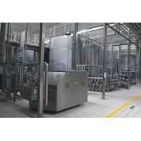 ISO CE Turn - Key Projects Pasteurized Milk Processing Line 2000l Per Hour