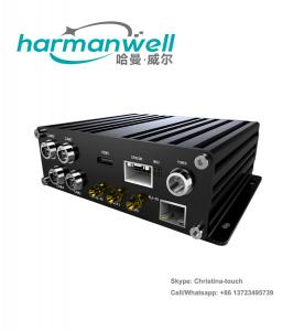 China 3G 4G HD 720P 2/4CH Mdvr for Car CCTV System, Mini SD Card Mdvr for Truck on sale