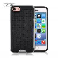 Colorful PC Shell Mobile Phone Cases Cover with Card Slot for Apple iPhone and For Samsung