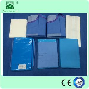 China Operation Theatre Disposable surgical delivery pack/kit for Africa Market on sale