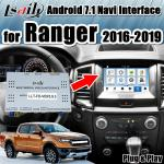 Multimedia Video Interface / Android Auto Interface Work on Ford Ranger Sync3 System built-in wifi modem by Lsailt