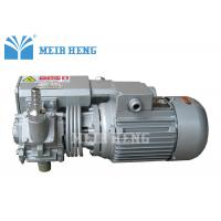 XD Monoblock Rotary Vane Vacuum Pump , Single Stage Air Pump For CNC Router