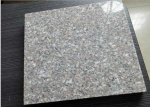 China G617 Natural Stone heshan Red Almond Cream polished granite paving stone tiles slabs on sale