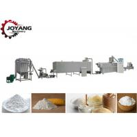 Stainless Steel Modified Starch Production Line 26x3.5x3.5m Dimension