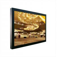 China Wall mount 58 4K UHD commercial  LCD Monitor display with 3840*2160 Resolution on sale