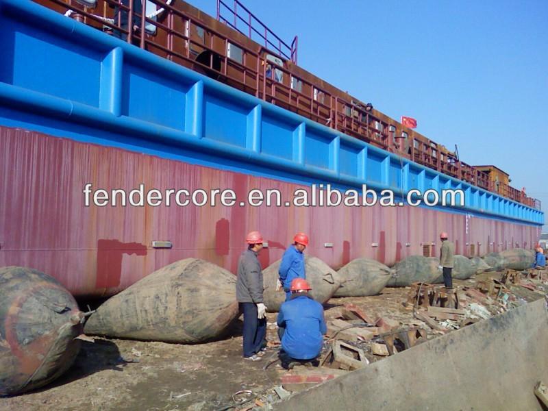 ship launching docking balloon, Ship slipway