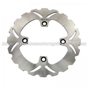 China 230mm Motorcycle Brake Disc Aftermarket Brake Kits Kawasaki ZX 12R ZZR 400  304 Steel on sale