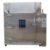 Digital Stainless Steel Walk In Salt Spray Corrosion Test Equipment With View Window