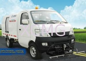 China High Pressure Special Purpose Vehicles , 8.2KW Street Cleaning Vehicles XZJ5020TYHA4 on sale