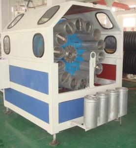 China Customized PVC Fiber Reinforced Hose Extrusion Line CE , ISO9001 Certificate on sale