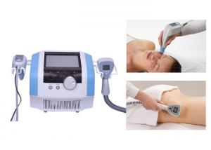 China Body Contouring Cavitation Rf Slimming Machine 3.2mhz With Face Rejuvenation Handle on sale