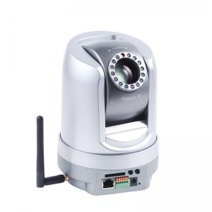 China CCD PTZ WIFI 480tvl IR IP Cameras Vandal-Proof Dome For Indoor on sale