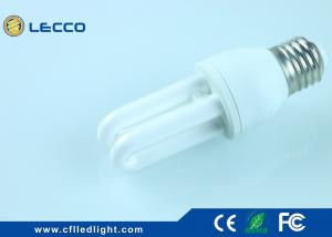 China 5W 2 Pin Compact Fluorescent Light Bulbs 65mm Length PBT Cover on sale