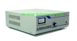 China High Power Ultrasonic Generator 2100W - 2700W For Cleaner , Automatic Frequency Sweep on sale