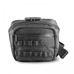 China Water Proof Stash Bag with Combo Lock Smell Proof Fanny Pack on sale