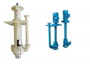 China Non Corrosive Vertical Slurry Pump Vertical Centrifugal Pump Parts Anti Wear on sale