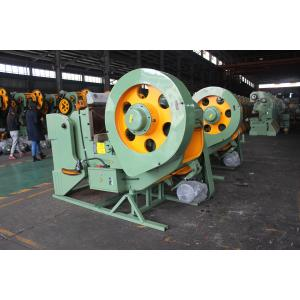 China 6.3 Ton Tabletop Pneumatic Power Press Machine on sale