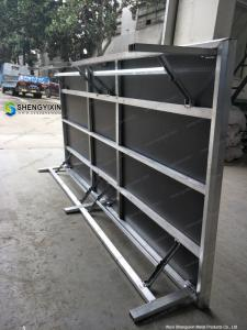 China High Quality 1.22*1.22*0.6-1m factory price aluminum outdoor concert stage sale/mobile stage for sale/event stages on sale