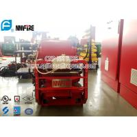China Fire Fighting Pump Set Use Diesel Engine Driver , Ul Fire Pump NFPA20 Standard on sale