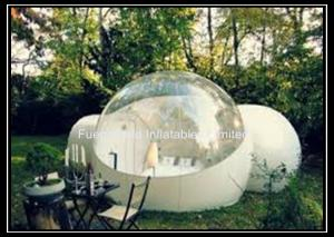 China Heat Resistant Inflatable Bubble House Wearproof UV Protective on sale